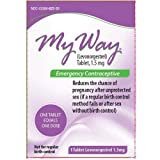 My Way Emergency Contraceptive 1 Tablet Each (6)