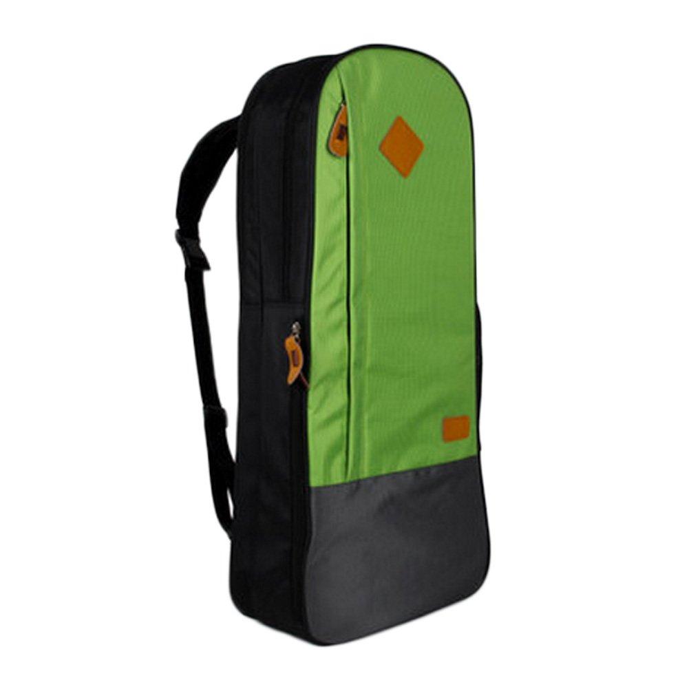 スリングバッグラケットバッグ防塵/防水バドミントンラケットカバー、グリーン B0126PLSJS