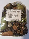 Fresh Pear Potpourri Large Bag - Perfect For Spring, Summer, Fall, and Winter Decoration or Bowl Filler
