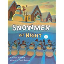 Storytown: Library Book Grade K Snowmen at Night