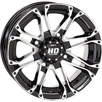 Amazon Com Sti Hd3 Machinedblack Oem Atv Wheel 14x7 4156