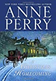 A Christmas Homecoming, Anne Perry, 0345524632