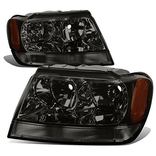 01 jeep grand cherokee headlights - 9