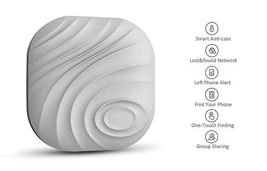 14 opinioni per NUT 3 Portachiavi Bluetooth Ritrova Chiavi- Key Finder Smart Tag Localizzatore