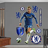 Fathead Real Big Decals Soccer Player Fernando Torres