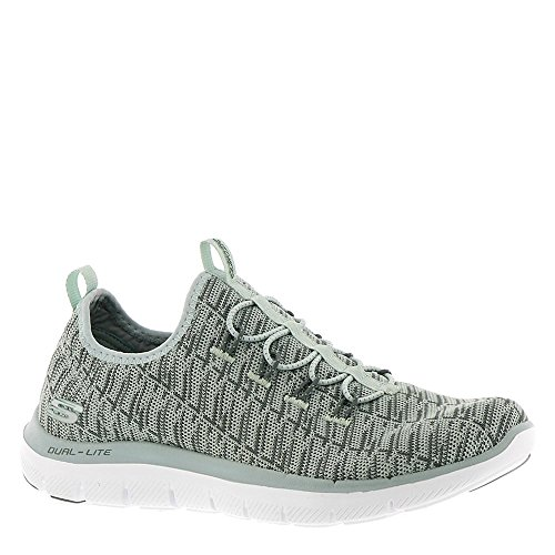 Appeal 2 Baskets Femme Insights Skechers 0 Flex Sauge fPwBqn7gH