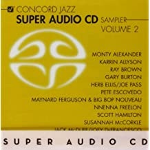 Concord Jazz Sacd Sampler, Vol 2 [SACD Hybrid]