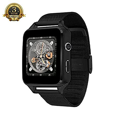 Review SYT Luxury Smart Watch,