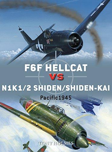 F6F Hellcat vs N1K1/2 Shiden/Shiden-Kai: Pacific 1945 (Duel)