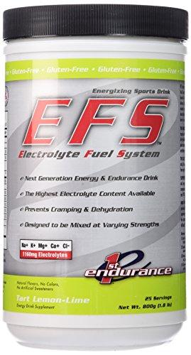 EFS - Electrolyte Fuel System Tart Lemon-Lime 1.8 lbs