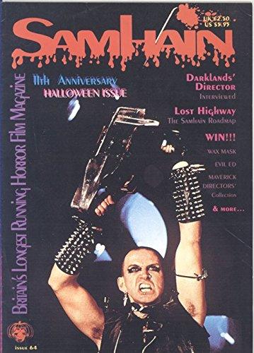 Samhain Magazine #64 October/November 1997 (11th Anniversary Halloween -