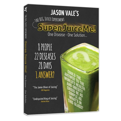 Jason Vale's Super Juice Me! Documentary