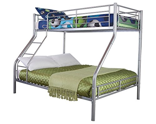 Gfw Ohio Triple Sleeper Bunk Bed Double Bed Base And Single On Top