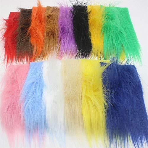 Extra Select Craft Fur - Fly Art Best Fly Tying Baitfish Streamer Hair Material