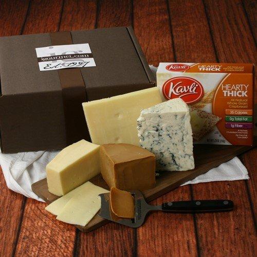 Scandinavian Cheese Assortment in Gift Box (39 ounce)