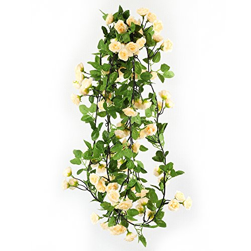63-Inch-Rose-Garland-Artificial-Rose-Vine-with-Green-Leaves-Flower-Garland-For-Home-Wedding-Decor-Pack-of-3