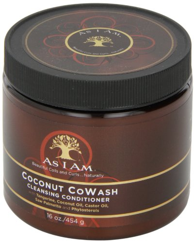 As I Am Coconut Cowash Cleansing Conditioner, 16 Ounce