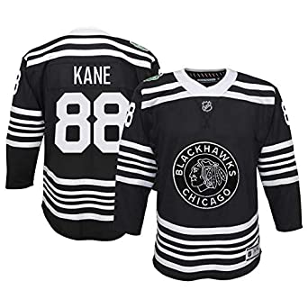 f5e0c95f39e Outerstuff Chicago Blackhawks #88 Patrick Kane Youth Winter Classic Premier  Jersey (L/XL