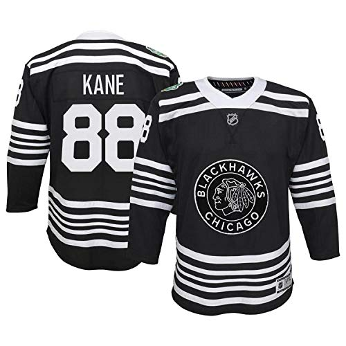 Outerstuff Chicago Blackhawks  88 Patrick Kane Youth Winter Classic Premier  Jersey (L XL 60fffdd5d