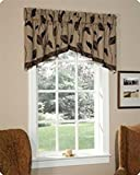 Yvette Brown Valance by Thomasville