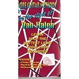 Guitar Method: More Van Halen