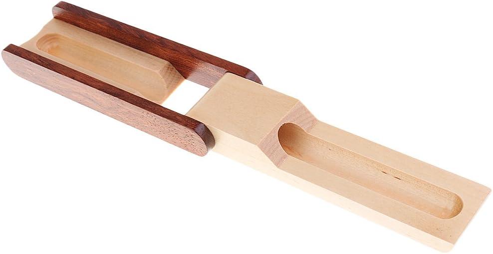 Stylo-plume Stylo à Bille Gel avec Boîte de Rangement en Bois Cadeaux