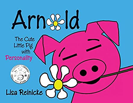 Arnold The Cute Little Pig With Personality