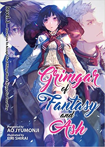Buy Grimgar of Fantasy and Ash (Light Novel) Vol  3 Book Online at