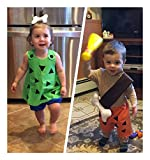 Perfect Pairz Pebbles and BAMM BAMM Halloween