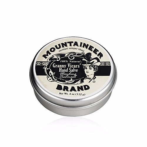 Mountaineer Brand 100 Natural Salve