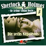 Sherlock Holmes 05-die Sechs Napoleons