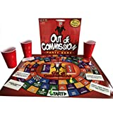 OUT OF COMMISSION Party Game; an old fashioned board game with an intoxicating twist. Get the party started and pre-game with OOC! [An interactive drinking game]