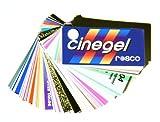 Rosco Large 3x6'' Cinegel Swatchbook