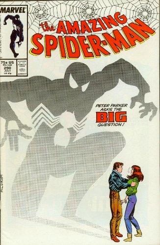 Amazing Spider-Man #290 The Big Question