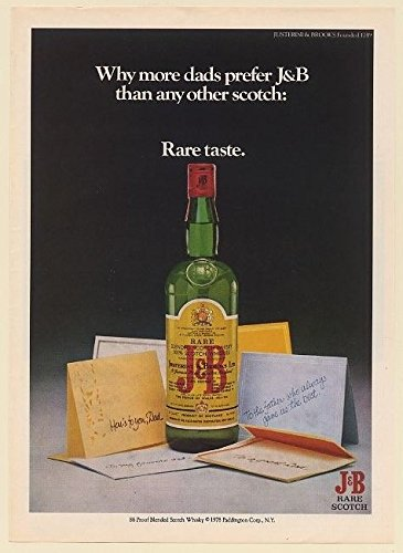 J And B Scotch - 5