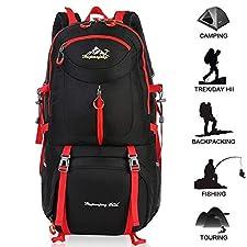 Hiking Backpack 60L Waterproof