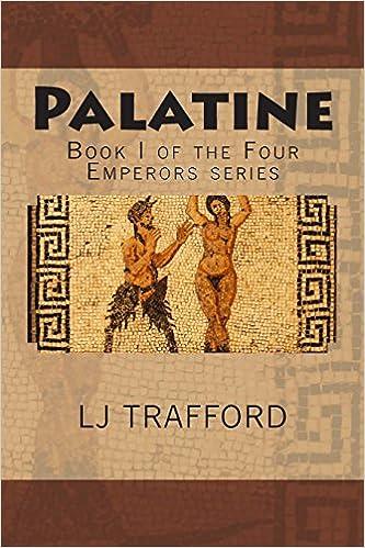 Palatine: 1: Amazon co uk: L J Trafford: 9781478325284: Books