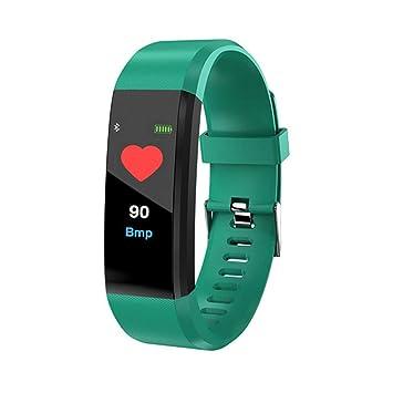 MINSINNY Reloj Inteligente Nuevo Reloj Color Smart Watch ...