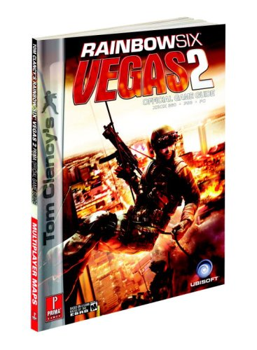 Tom Clancy's Rainbow Six Vegas 2: Prima Official Game Guide (Prima Official Game Guides) (Prima Official Game - Vegas North Las Outlet Stores
