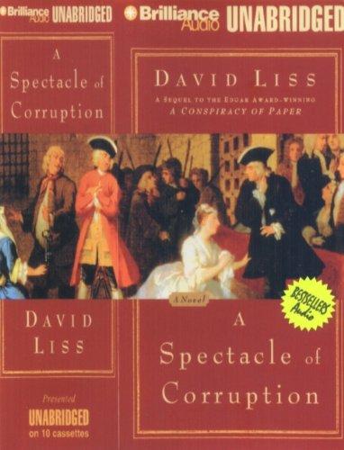 A Spectacle of Corruption (Benjamin Weaver Series) pdf epub