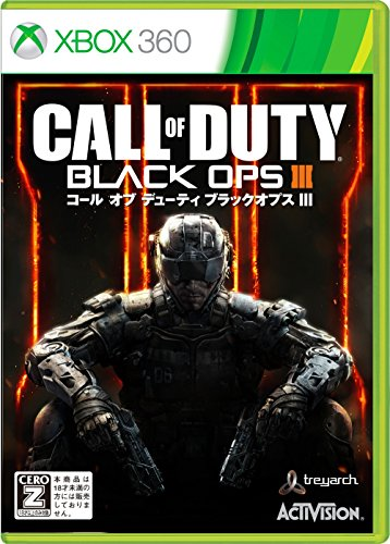 Call of Duty Black Ops III [CERO Rating