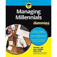 Managing Millennials For Dummies (For Dummies (Lifestyle))
