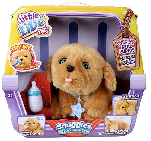 Little Live Pets Snuggles My Dream Puppy Playset _#GER4T134D G54EG-4314170622