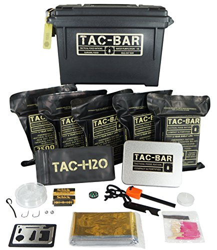 Tac-Bar-Ready-to-Eat-Tactical-Food-Rations-for-5-Days-12500cals-with-10-Aquatabs-for-Water-Purification-Free-Survival-Kit