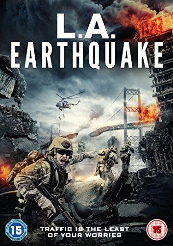 L.A. Earthquake [DVD] -