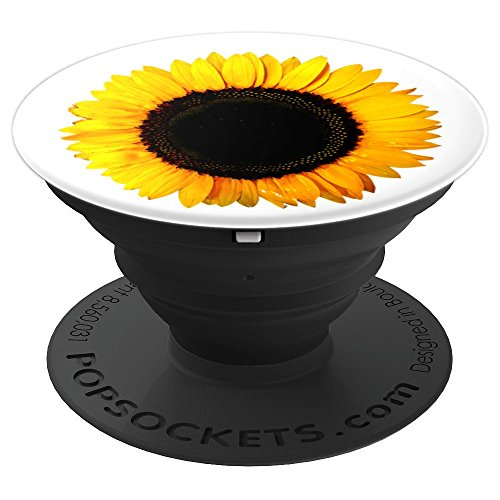 Sunflower - PopSockets Grip and Stand for Phones and Tablets