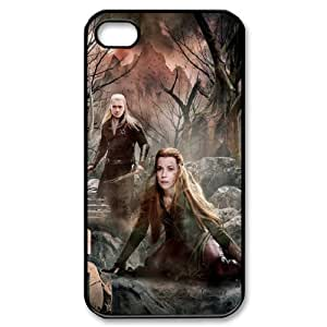 The Hobbit 3 FG8052104 Phone Back Case Customized Art Print Design Hard Shell Protection Iphone 4,4S