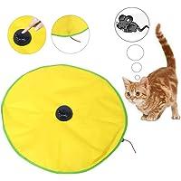Outtybrave Katzenmaus, Katzenspielzeug, Undercover-Maus, elektronisches interaktives Spielzeug