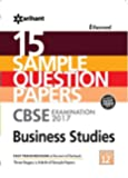 CBSE 15 Sample Paper Business Studies for Class 12