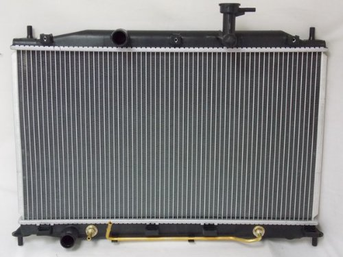 UPC 639767258234, 2896 RADIATOR FOR HYUNDAI FITS ACCENT 1.6 L4 4CYL